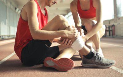 Les blessures sportives les plus courantes